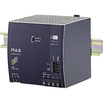 PULS DIMENSION QS40.484 Rail mounted PSU (DIN) 48 Vdc 20 A 960 W 1 x