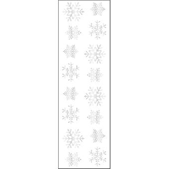 Mrs. Grossman's Stickers Snowflakes Mg199 23523
