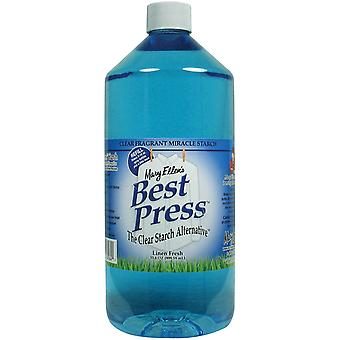 Mary Ellen's Best Press Refills 32 Ounces Linen Fresh 600R 64