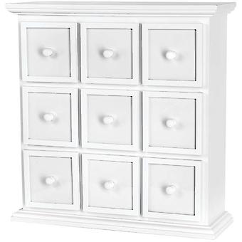 Fashion Furnishings Apothecary Chest 19.5