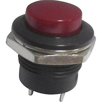 Pushbutton 250 Vac 3 A 1 x Off/(On) SCI R13-507A-05RT momentary 1 pc(s)