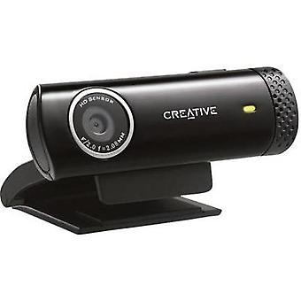 Pix webcam 1280 x 720 HD Creative Labs Live Cam Chat HD soporte, C