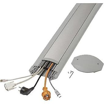 (L x W x H) 3000 x 150 x 17 mm Aluminium , Light grey Serpa Content: 1 S