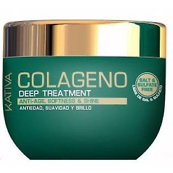 Kativa Collagen Mask 250 Ml. (Woman , Hair Care , Conditioners And Masks)