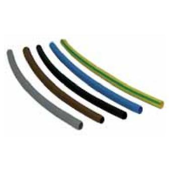 Mercatools Heat shrink tubing D. 6.4 10 Units. Assorted Colors