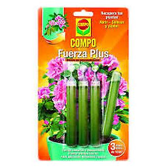 Compo Plus force 3x10ml (Garden , Gardening , Substratums and fertilizers)