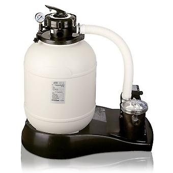 Gre Cuba sand filter Ø300 mm - caudal group 3 m3 / H