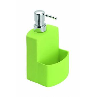 Wenko Dispenser F. Dish Liquid Festival Green