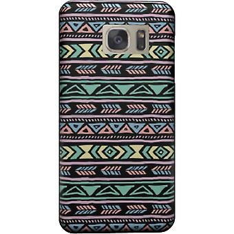 Kill Tribal Print-Vibrant cover for Galaxy S6