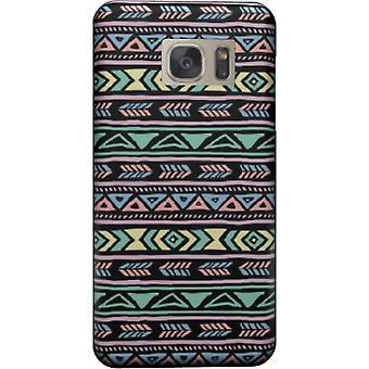 Doden van Tribal Print-levendige cover voor Galaxy S6