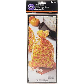 Standard Party Bags 20/Pkg-Candy Corn W20445