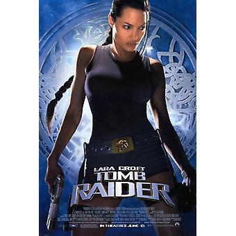 Lara Croft Tomb Raider Movie Poster (11 x 17)