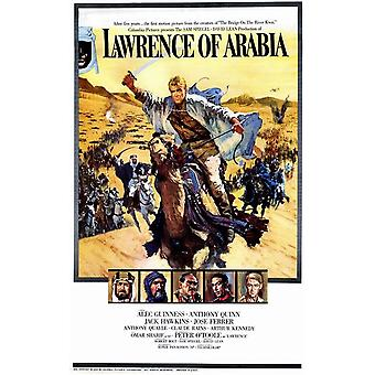 Lawrence of Arabia Movie Poster (11 x 17)