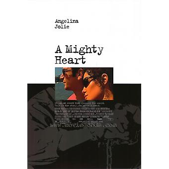 A Mighty Heart Movie Poster Print (27 x 40)
