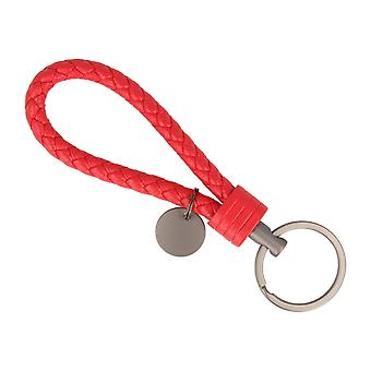 Snobbop Keychain leather Red