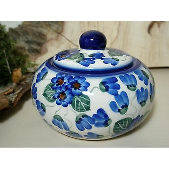 Sugar / jam jar, 46 - Bunzlau pottery tableware - BSN 6606