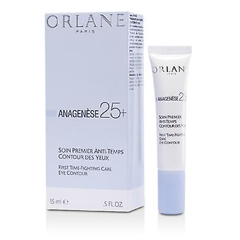 Orlane Anagenese 25 + första gången-Fighting vård Eye Contour 15ml / 0,5 oz