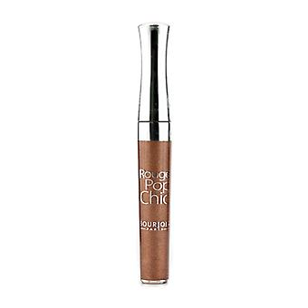 Bourjois Rouge Rock Schick Lipgloss - # 07 Beige Choc 4.5ml/0.1oz