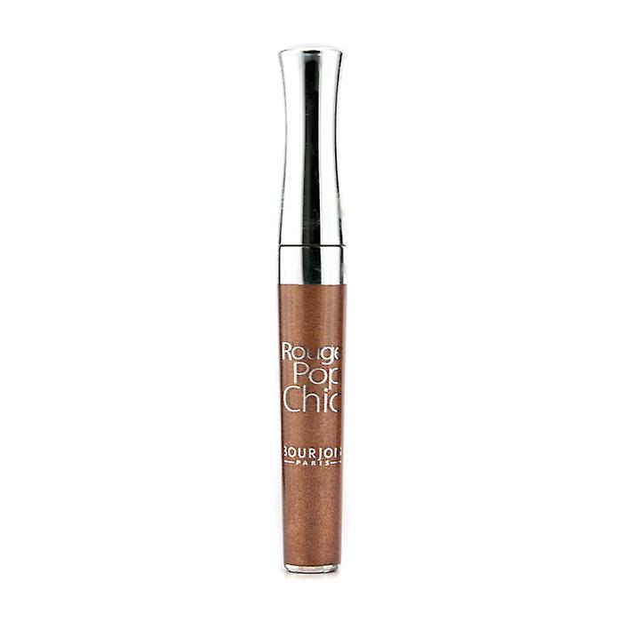 Bourjois Rouge Pop Chic Lipgloss - # 07 Beige Choc 4.5ml/0.1oz
