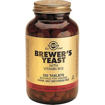 Solgar Beer Yeast 500 Mg. 250  Tabl. (Diet)