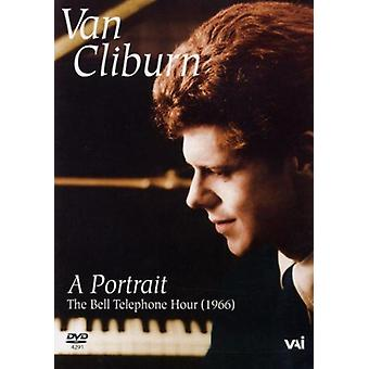 Van Cliburn - Portrait [DVD] USA import