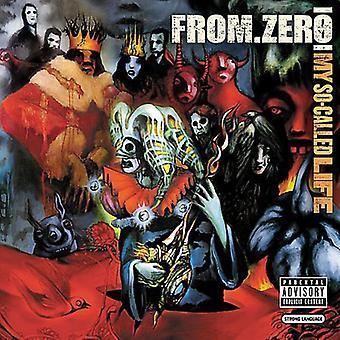 Min So-Called Life [CD] USA importerer fra nul-