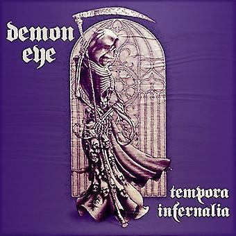 Dæmon øje - Tempora Infernalia [Vinyl] USA importerer