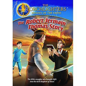 Torchlighters Robert Jermain Thomas [DVD] USA importerer
