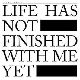 Klaver Magic - livet er ikke færdig med mig endnu [CD] USA import