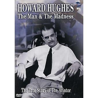 Howard Hughes-Man & the Madness [DVD] USA import
