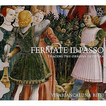Biffi - Fermate Il Passo-Tracing oprindelse af Opera [CD] USA importerer