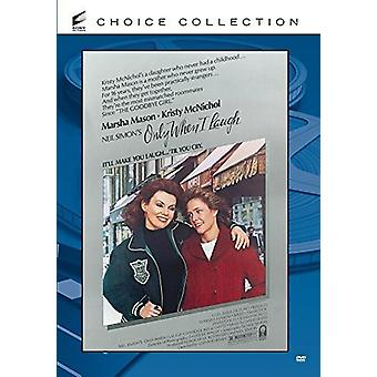 Only when I Laugh [DVD] USA import