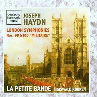 J. Haydn - Joseph Haydn: London Symphonies [CD] USA import