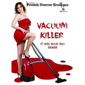 Vakuum Killer [DVD] USA importerer