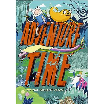 Adventure Time - Adventure Time: My Two Favorite People [DVD] USA import