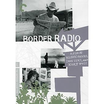 Border Radio [DVD] USA import