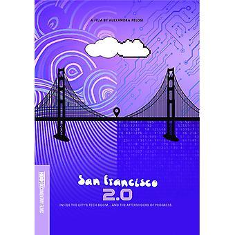 San Francisco 2.0 importar de Estados Unidos [DVD]