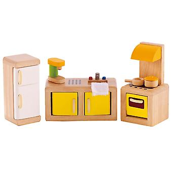 Hape E3453 Kitchen Playset