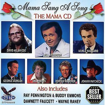 Mama Sang una canción - Mama Sang una importación de Estados Unidos la canción [CD]