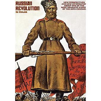 Ryska revolutionen i färg [DVD] USA import