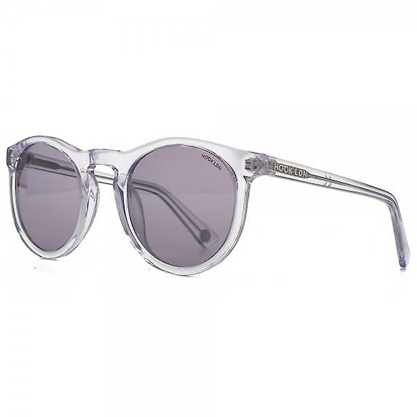 Hook LDN Parklife Sunglasses In Clear