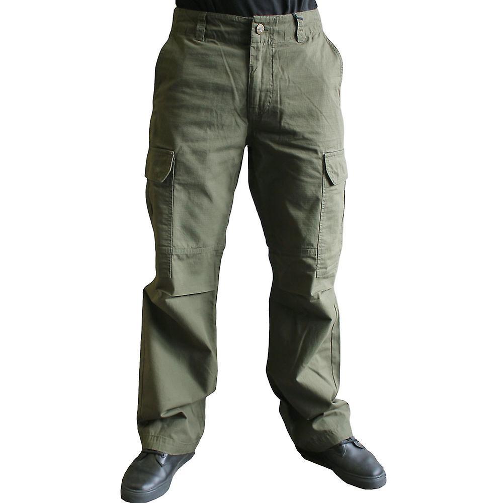 DICKIES New York Cargo pantalon Olive foncé