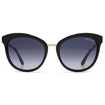 Tom Ford Emma Sunglasses In Black