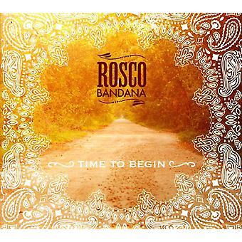 Rosco Bandana - dags att börja [CD] USA import
