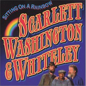 Scarlett/Washington/Whiteley - siddende på en regnbue [CD] USA import