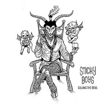 Sticky Boys - Calling the Devil [CD] USA import