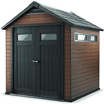 Keter 7.5x7ft Fusion 757 Garden Shed