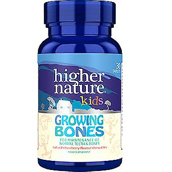 Higher Nature Kids Growing Bones 90tabs