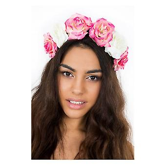 The Fashion Bible Limited Edition Floral Festival Crown