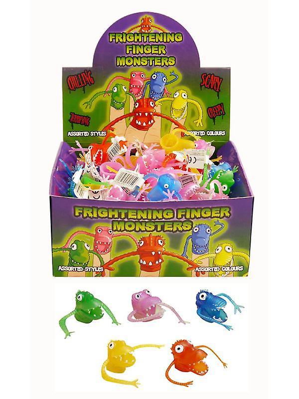 108 Frightening Finger Monsters